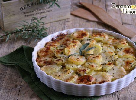 Torta di patate ai formaggi