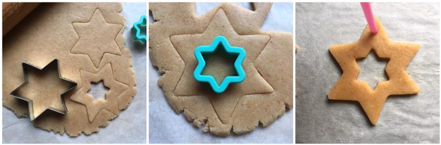 biscotti di vetro - procedimento 1