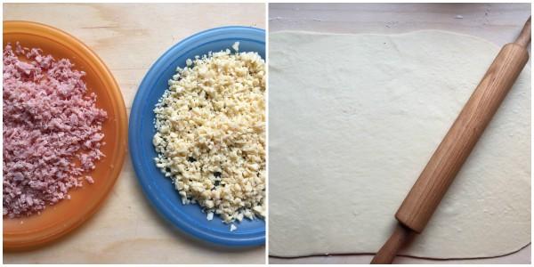 ciambella di pan brioche - procedimento 1