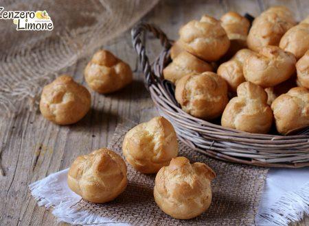 Pasta choux  (pasta per bigné), ricetta base