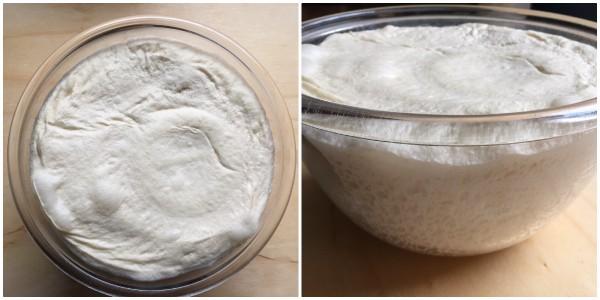 plumcake salato - procedimento 1