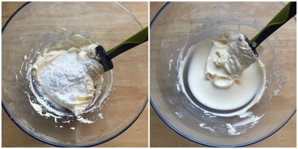 tiramisù senza uova - procedimento 1