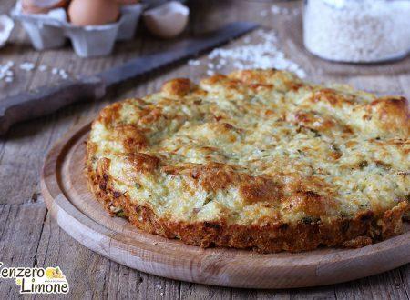 Torta di riso al formaggio
