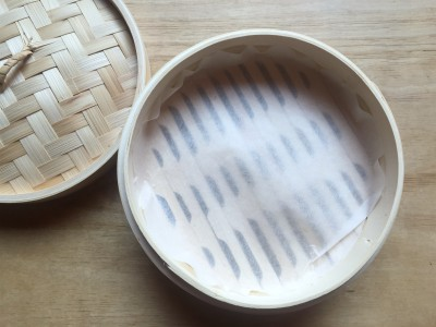 vaporiera di bambù