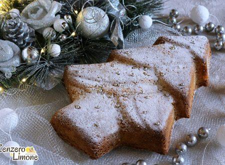 Christmas cake al cioccolato