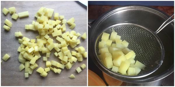 Pasta con verza - procedimento 2