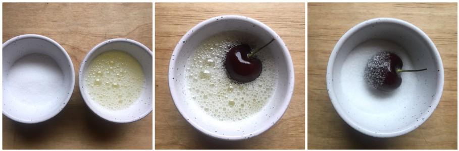 frutta brinata - procedimento