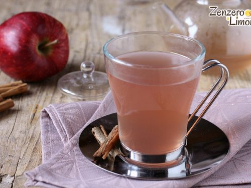 Tisana mela e cannella