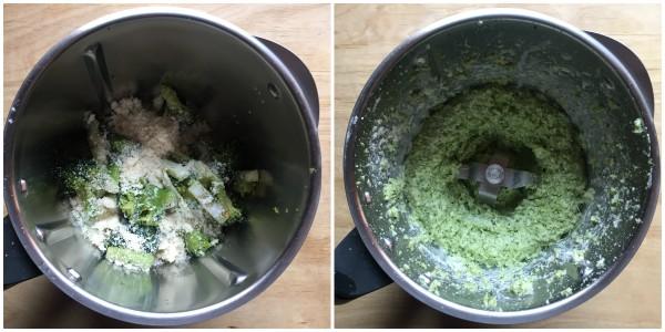 Pasta con crema di broccoli - procedimento 2