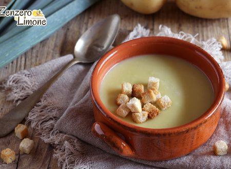 Crema di porri e patate | ricetta Bimby