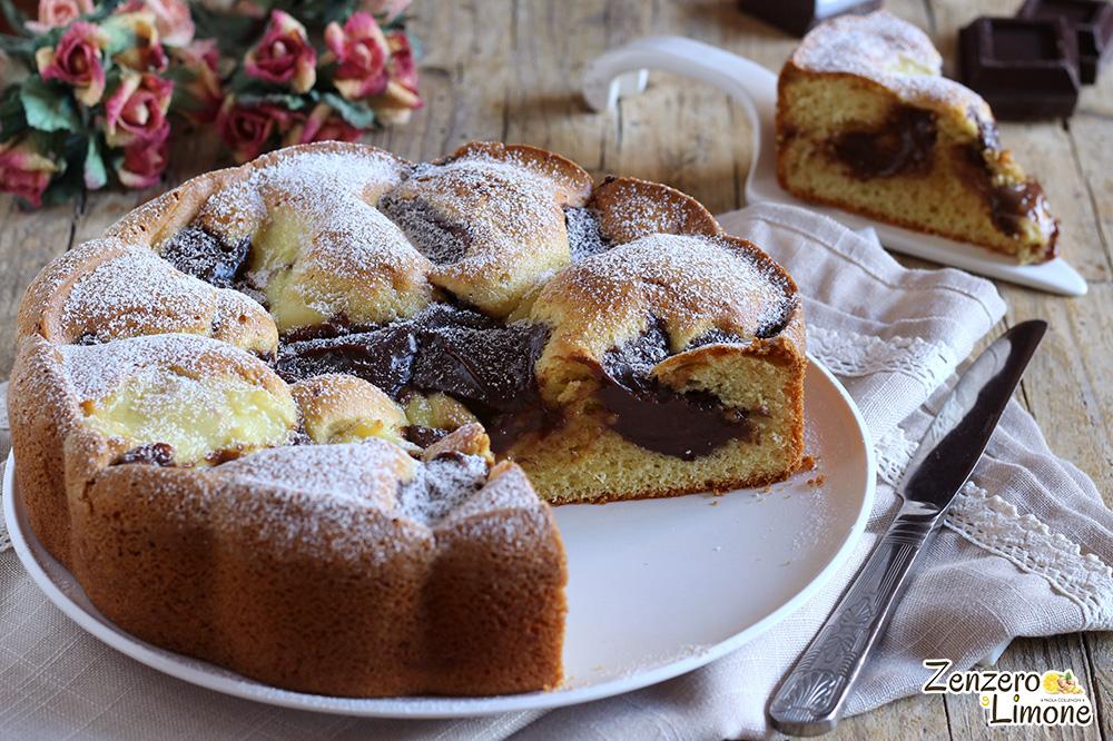 torta Nua - fetta