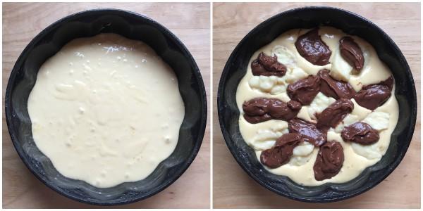 torta nua - procedimento 5