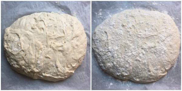 Pane senza impasto - procedimento 5