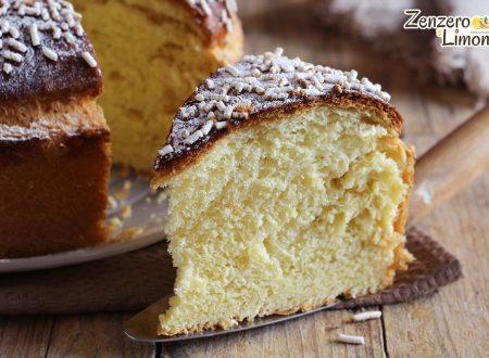 Veneziana – ricetta dolce