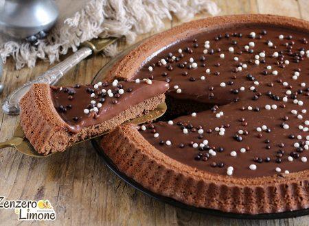 Torta cioccolatosa – ricetta imperdibile
