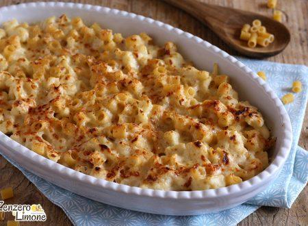 Mac and Cheese con cavolfiore
