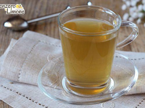 Tisana snellente al thè verde e finocchio