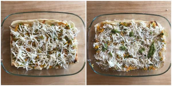 lasagne carasau - procedimento 5