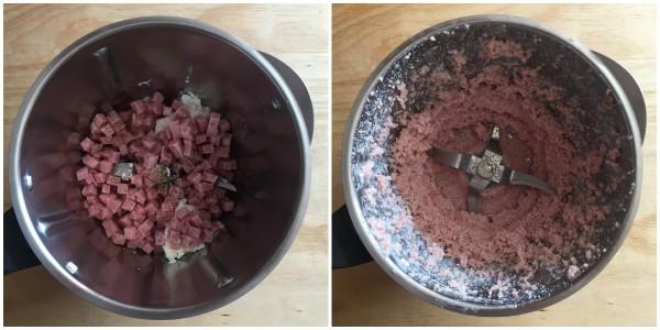 Riso rosso con asparagi - procedimento 3