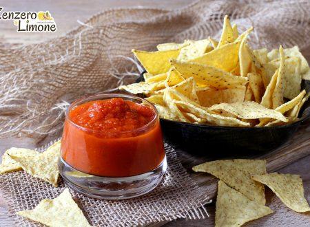Salsa per nachos
