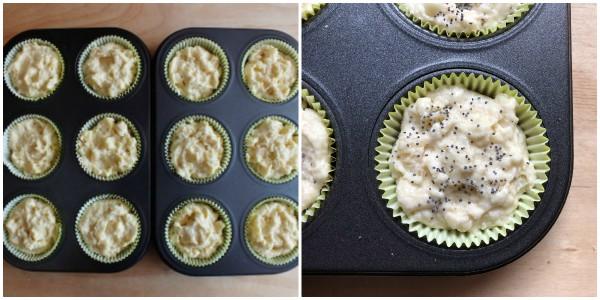 muffin ai formaggi - pirottini