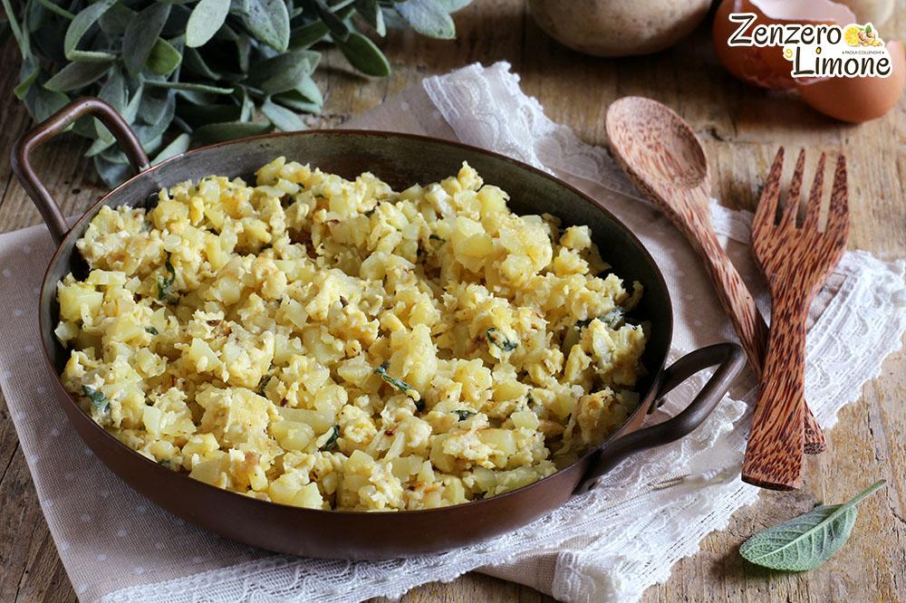 patate strapazzate