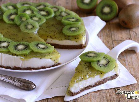 Cheesecake ai kiwi