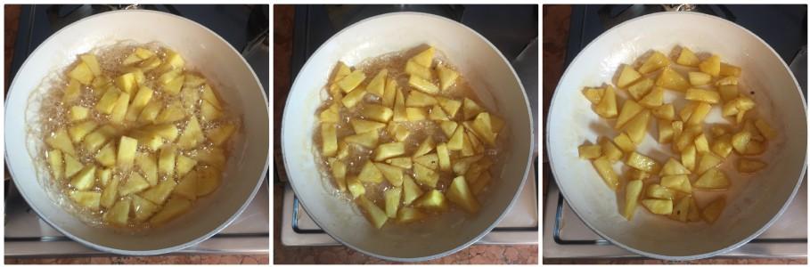 dessert con ananas - procedimento 3