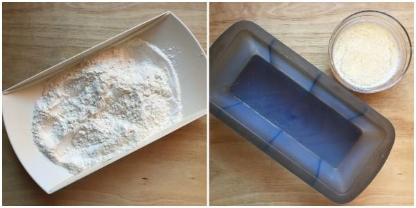 plumcake allo yogurt - procedimento 1