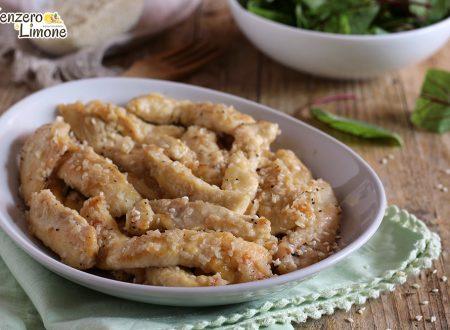 Pollo al sesamo – ricetta semplice