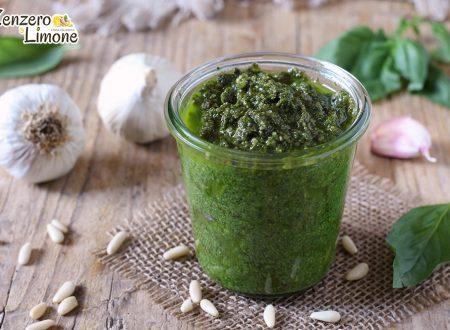 Pesto alla genovese | ricetta Bimby
