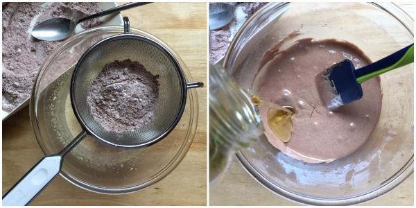 plumcake al miele - procedimento 4