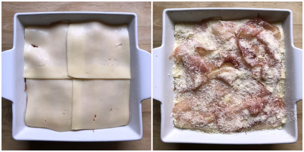Gratin di polenta - procedimento 2