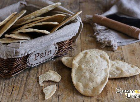 Ciappe, sostituti del pane