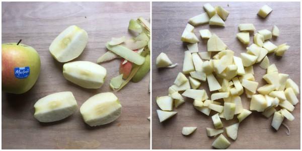 vellutata di verdure - procedimento 3