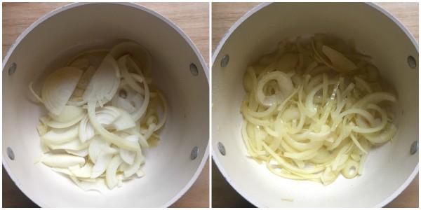 Vellutata zucca e carote - procedimento 2