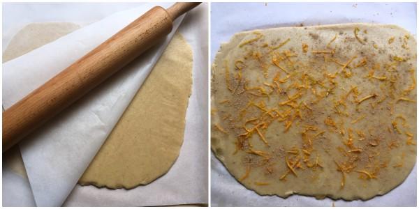 biscotti zenzero e arancia - procedimento 3