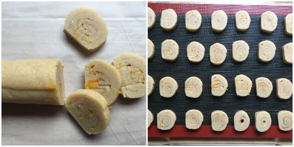 biscotti zenzero e arancia - procedimento 5