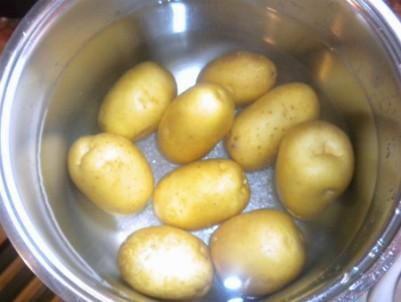 gnocchi di patate - cottura