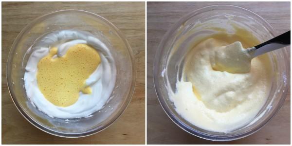 Cloud bread - procedimento 3