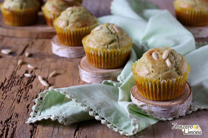 Muffin al pesto - procedimento 3