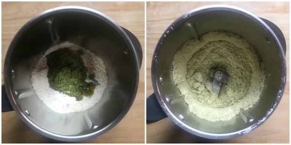 Muffin al pesto - procedimento 2