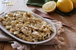 Straccetti di pollo al limone e prezzemolo - cottura