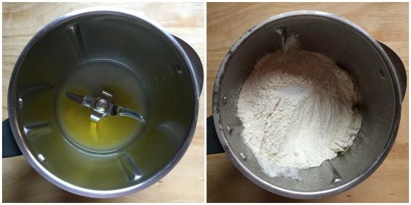 Muffin di pane - procedimento 1