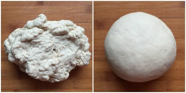 Muffin di pane - procedimento 2