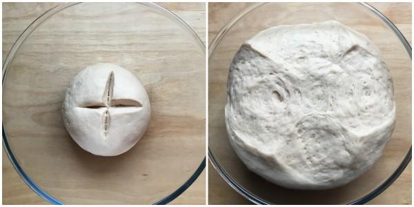 Muffin di pane - procedimento 3