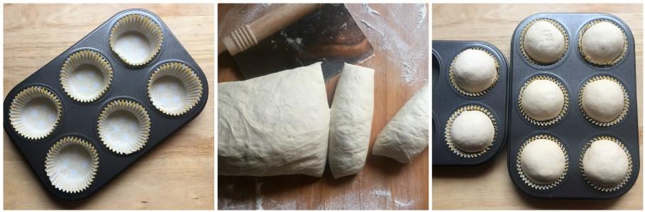 Muffin di pane - procedimento 4