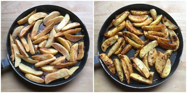 tortilla di patate - procedimento 1