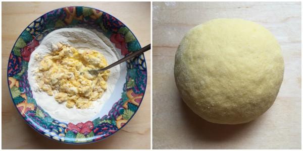 Fettuccine al limone - procedimento 3
