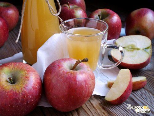 Bibita alla mela